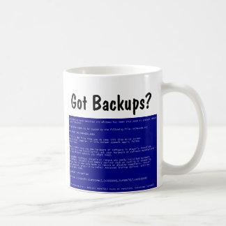 Got Backups -MUG