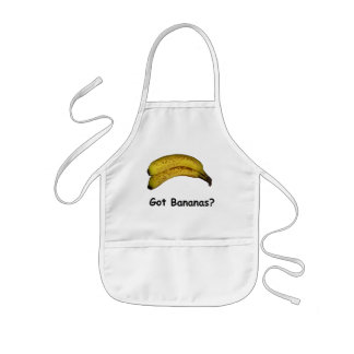 Got Bananas Kids Apron