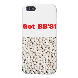 Got BB'S iPhone case 4, 4S, 5 Cover For iPhone 5