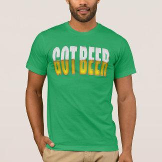 Got Beer Foam T-Shirt