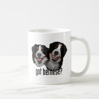 got bernese? coffee mug