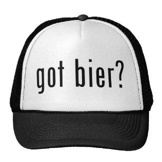 got bier? cap