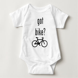 GOT BIKE? BABY BODYSUIT