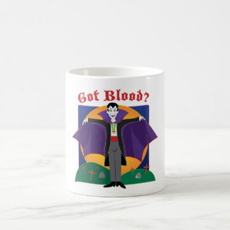 Got Blood? Coffee Mug