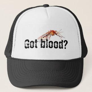 Got blood? trucker hat
