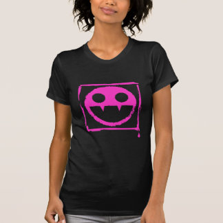 got blud smily ded girl vamp Smily n' Fangs!! T-Shirt