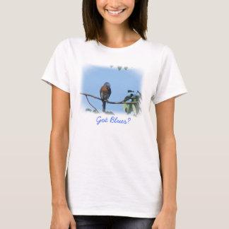 Got Blues t- shirt! T-Shirt