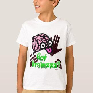 Got Brainz? Zombie shirt