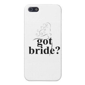 got bride iPhone 5 case