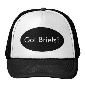 Got Briefs Lawyer Hat