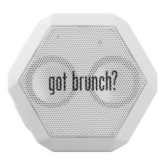 got brunch white boombot rex bluetooth speaker