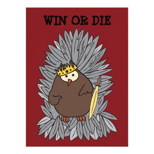 GoT Brute Hoot Owl King Announcements