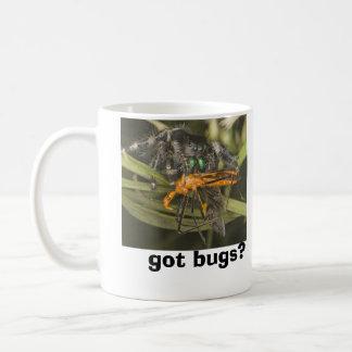 got bugs? mug L