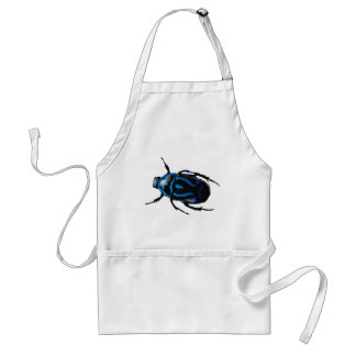 Got Bugs-Wild Colored Beetle Adult Apron