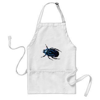 Got Bugs-Wild Colored Beetle Standard Apron