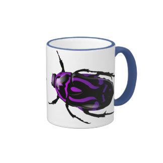 Got Bugs-Wild Colored Beetle Coffee Mug