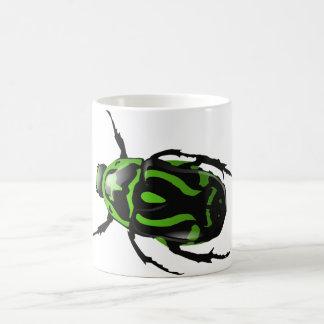 Got Bugs-Wild Colored Beetle Mugs