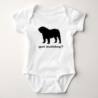 Got Bulldog? Baby Bodysuit