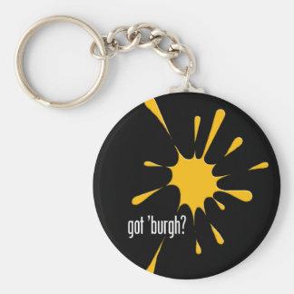 got 'burgh? key ring