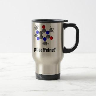 got caffeine? coffee mug