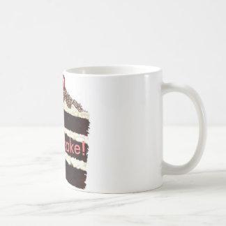 got CAKE, Coffee Mug