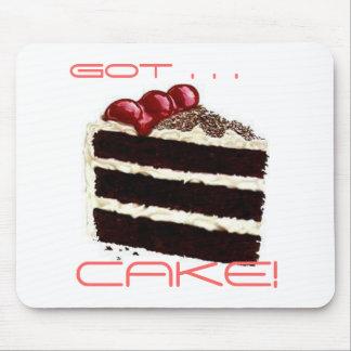 got CAKE, got . . ., CAKE! Mouse Pad