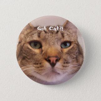 Got Cat 6 Cm Round Badge