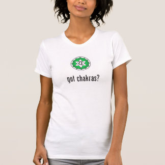 got chakras? (Heart) T-Shirt