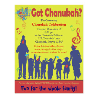 Got Chanukah Flyer
