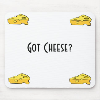 Got Cheese? Mouse Pad