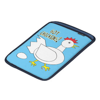 Got Chickens? Sleeve For iPads