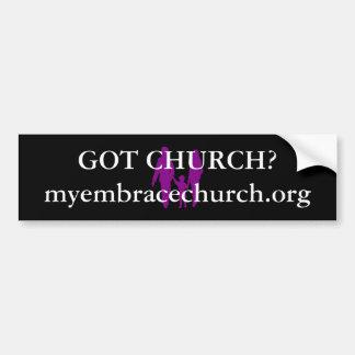 Got Church Bumper Sticker