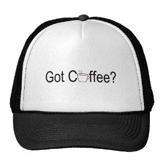 Got Coffee? 2 Trucker Hats