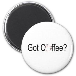 Got Coffee? 2 Refrigerator Magnets