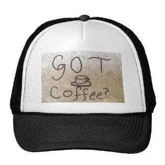 Got Coffee Trucker Hat