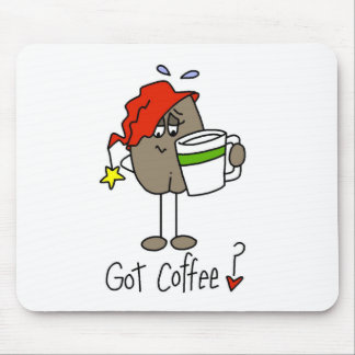 Got Coffee? Mouse Pad