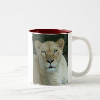 GOT COFFEE?! Two-Tone MUG