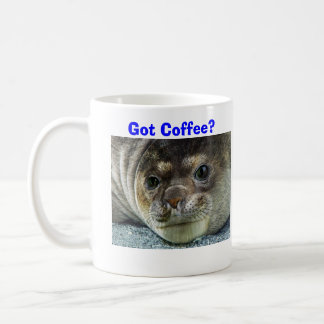 Got Coffee? Classic White Coffee Mug