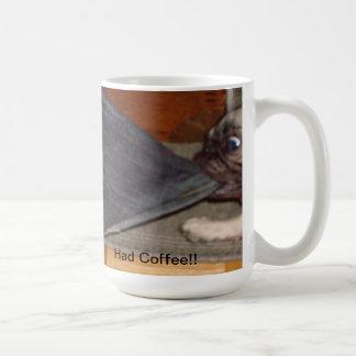 Got Coffee Pug? Coffee Mugs