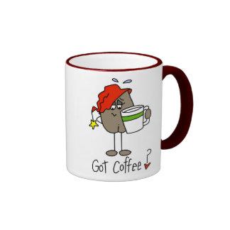 Got Coffee? Ringer Mug