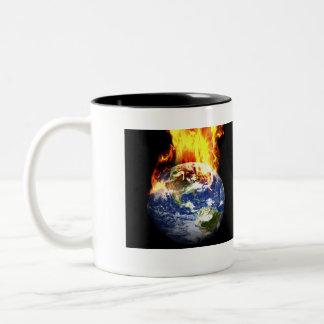 Got Coffee? Two-Tone Coffee Mug