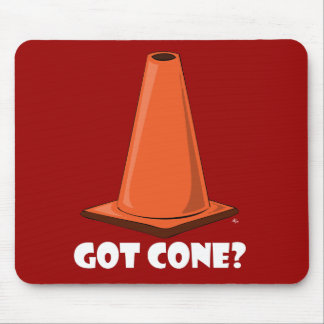 GOT CONE 1t Mouse Pad