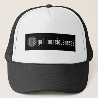 got consciousness? hat