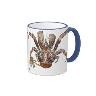 Got Crabs? nice sea crab-dinner time Ringer Mug