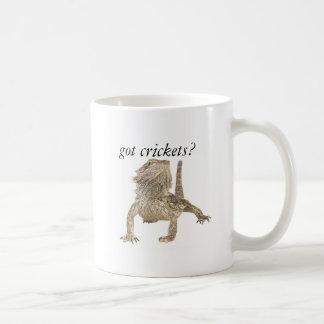 Got crickets coffee mug