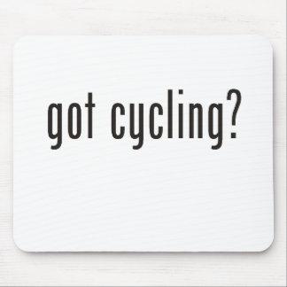 got cycling? mousepads