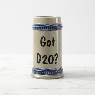 Got d20? coffee mugs