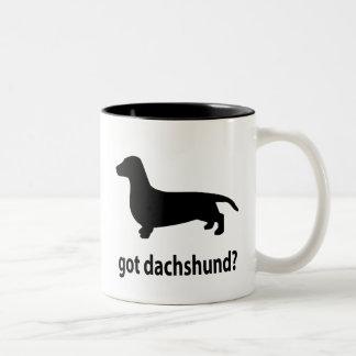 Got Dachshund Coffee Mugs