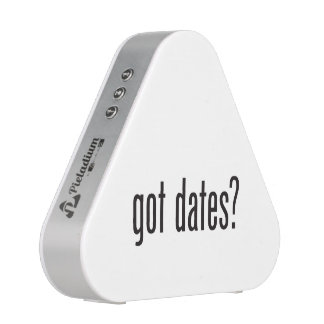 got dates bluetooth speaker