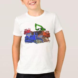 Got dirt? Kids' Ringer Tee Shirt